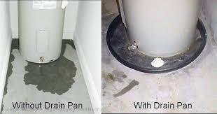 water heater drain pan installation. Plain Drain Water Heater Drain Pan In Comments Off On  Pans On Water Heater Drain Pan Installation