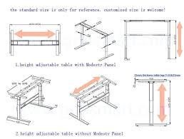 standard office desk height australia standard office desk height cm design wooden furniture panel executive office