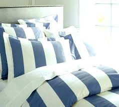 navy and white striped bedding blue pottery barn bed sheets bedspread quilt fabric