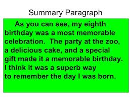 paragraph essay 16