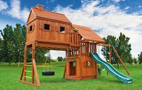 full size of build your own playset plans design diy swing set kits how to
