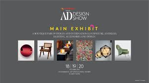 Architectural Digest Design Show India Ad Design Show Architectural Digest India