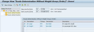 weight group le tra config guide for shipment shipment cost document part i