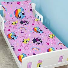 my little pony toddler bed measures x cm suitable for a junior bed little pony toddler