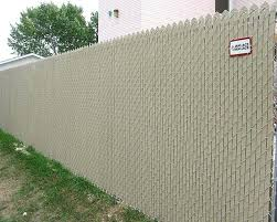 Chain Link Fence Privacy Screen Chain Link Fence Privacy Ideas