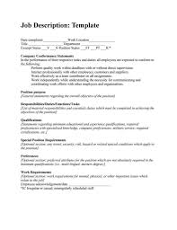 Military Police Job Description Resume Military Police Job Description Resume and Military Job 18