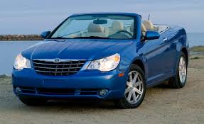 2015 Chrysler Sebring Convertible 2002 Tuning - image #344 ...