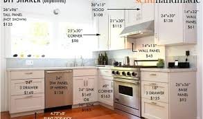 Average Price Of Kitchen Cabinets