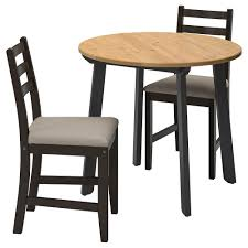 Gamlared Lerhamn Table And 2 Chairs Ikea