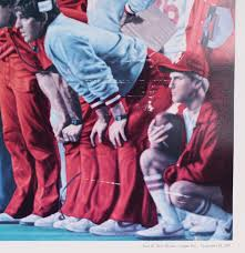 daniel a moore the coach and 315 signed bear bryant alabama limited edition