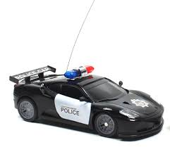Remote Control Police Car With Working Lights And Siren Buy Whiz Kids Remote Control Police Rc Police Car 1 20