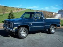 Chevrolet C/k 10 Pickup In North Carolina For Sale ▷ Used Cars On ...
