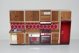 Continental Kitchen Cabinets Ordningsfrun A History Of Lundby Kitchen Furniture