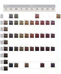 Goldwell Color Chart 2018 Goldwell Colour Chart 2017 Goldwell Colour Chart 2016