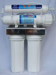 Best Under Sink Reverse Osmosis System Aquapro Reverse Osmosis 4 Stage Under Sink Unit With Storage Tank