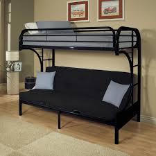 acme furniture eclipse twin over black