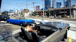 GTA 5 Lowriders Oynanış Videosu