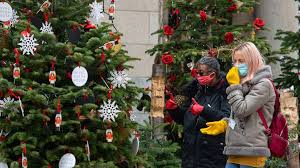 4, a week longer than the state's timeline. Covid Tiers And Christmas A Recipe For Disaster Bbc News