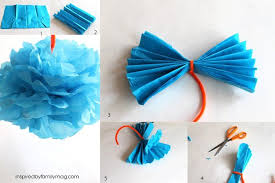 How To Make Flower Out Of Tissue Paper How To Make Tissue Paper Flowers Tissue Paper Flowers