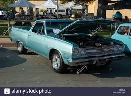 Los Angeles California car show antique customized 65 1965 Chevy ...