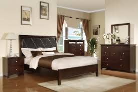dark bedroom furniture. queen bedroom with white combined wooden accent and silk curtained window cabinets dark furniture