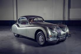 1955 JAGUAR XK 140 FIXED-HEAD COUPE - Price Estimate: $120000 ...