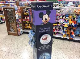 park tickets at your local super it has never been the case that you could find walt disney world tickets at these locations well until now