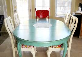 Colorful Dining Room Tables Best Design