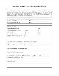 Employment Reference Check Template Oyment Tate Lovely Form