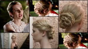 Chanel Hair Style scream queens updo youtube 6924 by stevesalt.us