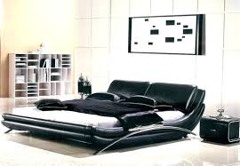 Contemporary black bedroom furniture Rooms Modern Black Bedroom Sets Black Modern Bedroom Furniture Modern Leather Bed Modern Leather Bedroom Modern Bedroom Stevenwardhaircom Modern Black Bedroom Sets Disenowebinfo