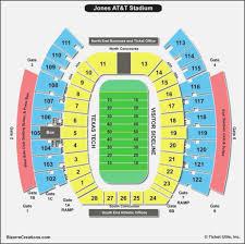 Cowboys Stadium Seating Chart Jones Att Stadium Map Maps Resume Designs Ya7ye5q7o4