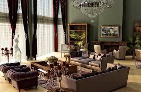 Sofa Design Ideas, White Living Room Ideas Brown Chandelier Simple  Decoration Combination Classic Phenomenal Windows