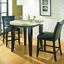 15 dining room bistro sets steve silver monarch 3 piece bistro table set 618 00