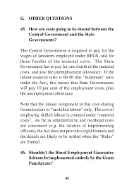 national rural employment guarantee act nrega 42 43