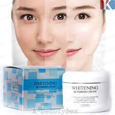 whitening activated cream 100g lightening cream moistur korea cosmetic jigott 8809478334325