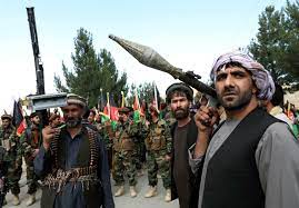 USA und Nato ziehen ab, die Taliban kommen zurück : Nichts ist gut in  Afghanistan, gar nichts - Politik - Tagesspiegel