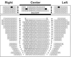 Howard Drew Theater Omaha Seating Chart Seating Chart