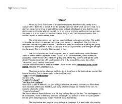 "metaphors sylvia plath essays sylvia plath poems ""metaphors"" summary and analysis gradesaver"