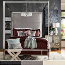 Unique Metal Canopy Bed Bed Black Metal Canopy Bed Frame. Metal ...