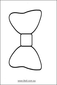 Bow Tie Outline Clipart 20 Free Cliparts Download Images