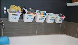 bathtub toys organizer