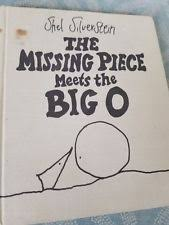 the missing piece meets the big o the missing piece meets the big o by shel silverstein 2006