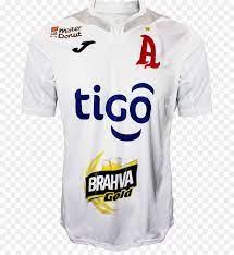 Alianza F. C. T shirt El Salvador Fußball Nationalmannschaft - T Shirt png  herunterladen - 735*966 - Kostenlos transparent Kleidung png Herunterladen.