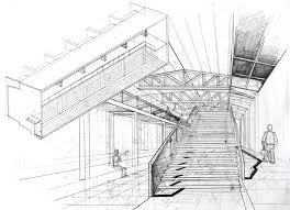 Architecture Drawing Png Interior And Decor
