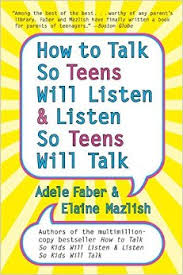 talking about difficult topics nspcc cover of how to talk so teens will listen and listen so teens will talk