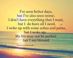 Blessed Life Quotes Delectable Life Quotes Inspiration Blessed OMG Quotes Your Daily Dose