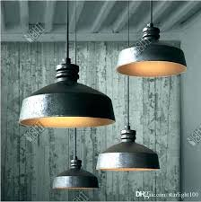 barn style light barn style lighting chandelier mason jar pottery how to make a hanging pendant