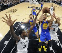 Talk of Warriors being lucky resurfaces - San Francisco Chronicle