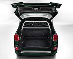 fiat 500l interior rear. fiat 500l mpw boot 500l interior rear s